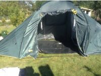 Khyam two bed tent