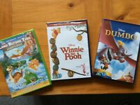 Kids Children Walt Disney Movies DVD, New and Sealed £6 each: Sims PC Game