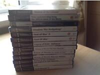 PLAYSTATION 2 GAMES IN EXCELLENT CONDITION