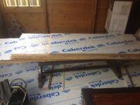 5 . 5 x Caberdek flooring 2400mm x 600mm x 22mm