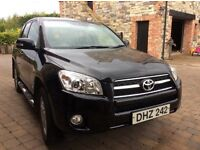 Tyota RAV4 Jeep in immaculate condition