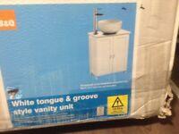 Brand new sink unit