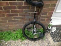 Reflex Unicycle