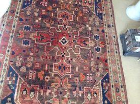 Persian good quality rug nice size