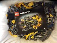 LEGO Bucket Wheel excavator 42055