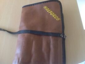 Vintage tool rolls ideal for classic tool kits car /van /motor cycle .