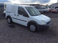 Ford transit conect crew van 5 seater