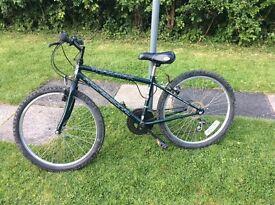 Youths 80's mountain bike