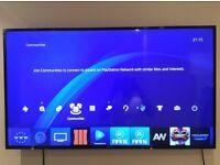 "Samsung 48"" 4K Ultra HD Smart Tv"