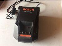 Bosch al 1860 c v battery charger in good working order