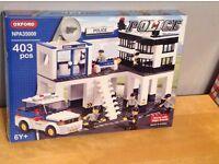 Oxford Police Lego police station