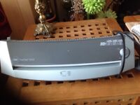 Laminator, hardly used, very good condition