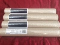 GRAHAM AND BROWN WALLPAPER (4) rolls