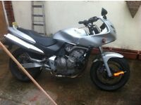Slightly Damaged Honda CB 600 FS2 - Y Sport - Silver