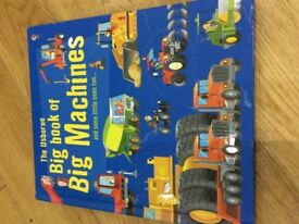 The Usborne Big Book of Machines