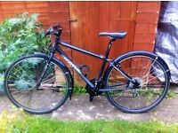 Kona Dew Women's Hybrid Mountain-Road Bike