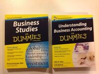 Business and Business Accounting for Dummies