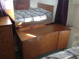 **HALF PRICE** Dresser and chest of drawers