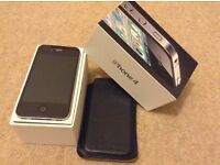iPhone 4 boxed excellent condition