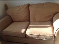 Sofa bed for quick sale due to house move. Needs a steam clean but all good working bed etc.