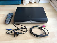 Sky+ HD Box 3D Anytime+ 500GB DRX890 - with remote and HDMI cable
