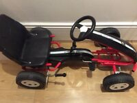 Brand new go kart 4-7 years