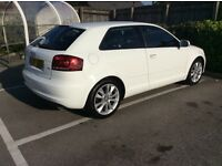 AUDI A3 HATCHBACK 3 Doors CAT D