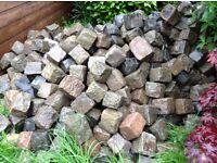 Granite sets (cobbles)