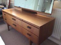 Light wood Dressing table