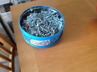 Tin of assorted screws