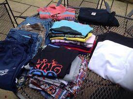 Boys clothes bundle age 11-12