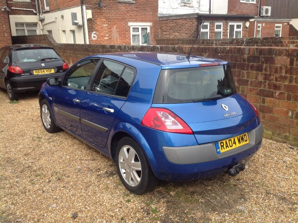 renault megane 2004 1 4 diesel in eastleigh hampshire gumtree. Black Bedroom Furniture Sets. Home Design Ideas