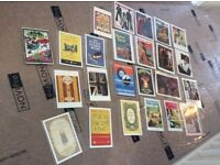 POST CARDS X 24 Vintage