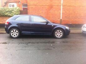 Audi A3 manual petrol