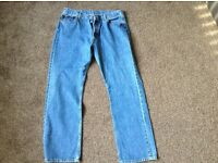 LEVI 501 JEANS USED BUT IN EXCELLENT CONDITION BARGAIN!!!!