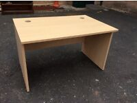 Basic office / study desk : free Glasgow delivery