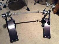 Trick dominator double pedal, pretty much as new condition
