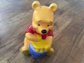 Winnie the Pooh money box