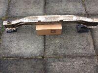 FOR SALE Astra H Rear Bumper Aluminium Reinforcer / Crashbar w/ Spacers