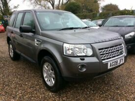 Land Rover, FREELANDER II Xs 2.2Td4 AUTOMATIC FSH 90k @ Aylsham Road Affordable Cars