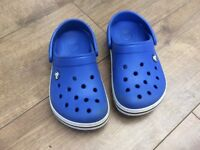Crocs for sale. Nearly new. Size 1.