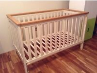 Rochester cot bed from Mothercare