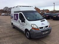 2005 RENAULT TRAFIC LH29 DCI 100, 6 SPEED, 11 MONTHS MOT, DRIVES REALLY WELL