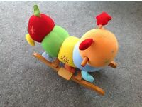 Charlie Caterpillar