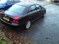 Toyota 2.0Diesel 60mpg,leather seats,3months warranty,1year MOT,very economicl car,perfect condition