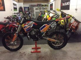 Ktm 250 sx 2010 full rebuild stunning condition needs nothing