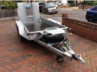 TRAILER/PLANT I FOR WILLIAMS FLAT BED PLANT/GENERAL PURPOSE ESSEX.