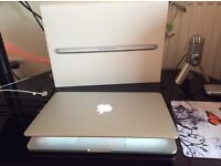 Apple MacBook Pro 13 inch Retina z2014 (core i5 2.7ghz, 8gb ram, 128gb ssd) nice.