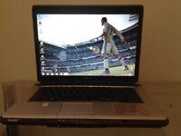 Toshiba Satellite 15.4-inch Laptop (Intel Celeron T1600, 3 GB RAM, 160GB HDD, DVD DRIVE, WEBCAM, Wfi