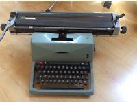 Olivetti 82 typewriter.